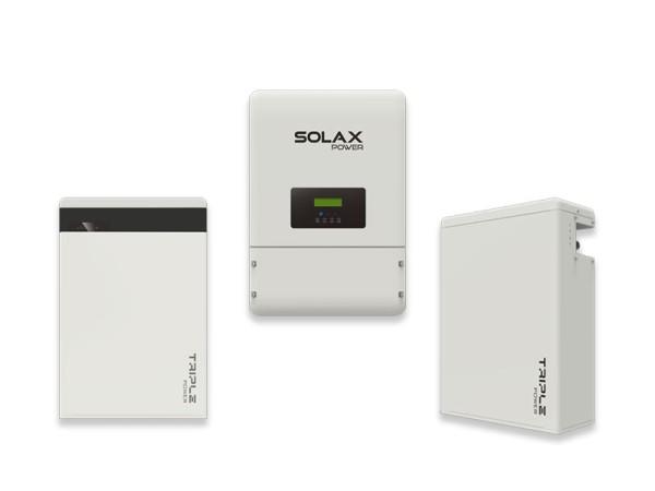 15kw Solax x3 17.4kw Batteries