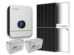 3kw Growatt Starter Solar Kit
