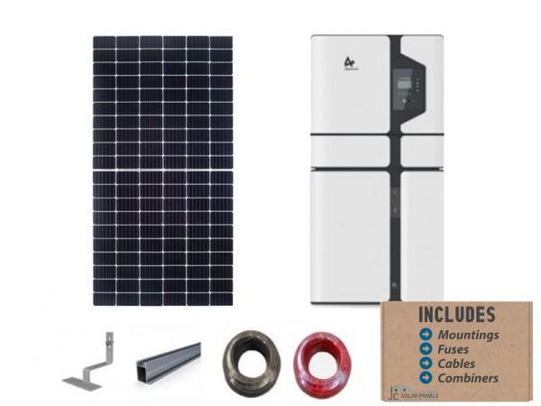 5kw Alpha ESS SMILE5 10.1kwh solar kit