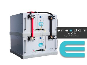 Freedom Won 10kwh Lithium-ion battery