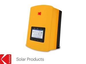 KODAK 4.6KW Solar Hybrid Dual MPPT Inverter
